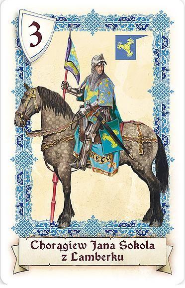 Na Grunwald: rycerze króla Jagielly