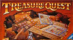 Schatz von Mrs Jones / Treasure Quest