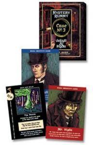 Mystery Rummy #3 Jekyll & Hyde