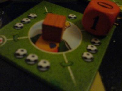 .... et GOOooooLL !!!! Ouverture du sore de l'Italie ! 0-1
