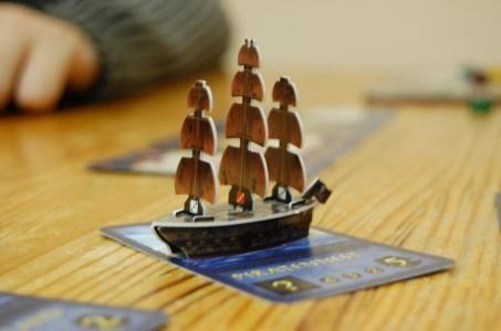 ... et celui des pirates...