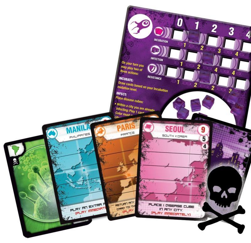 Pandémie: Contagion