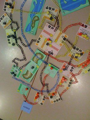 Paperclip Railways