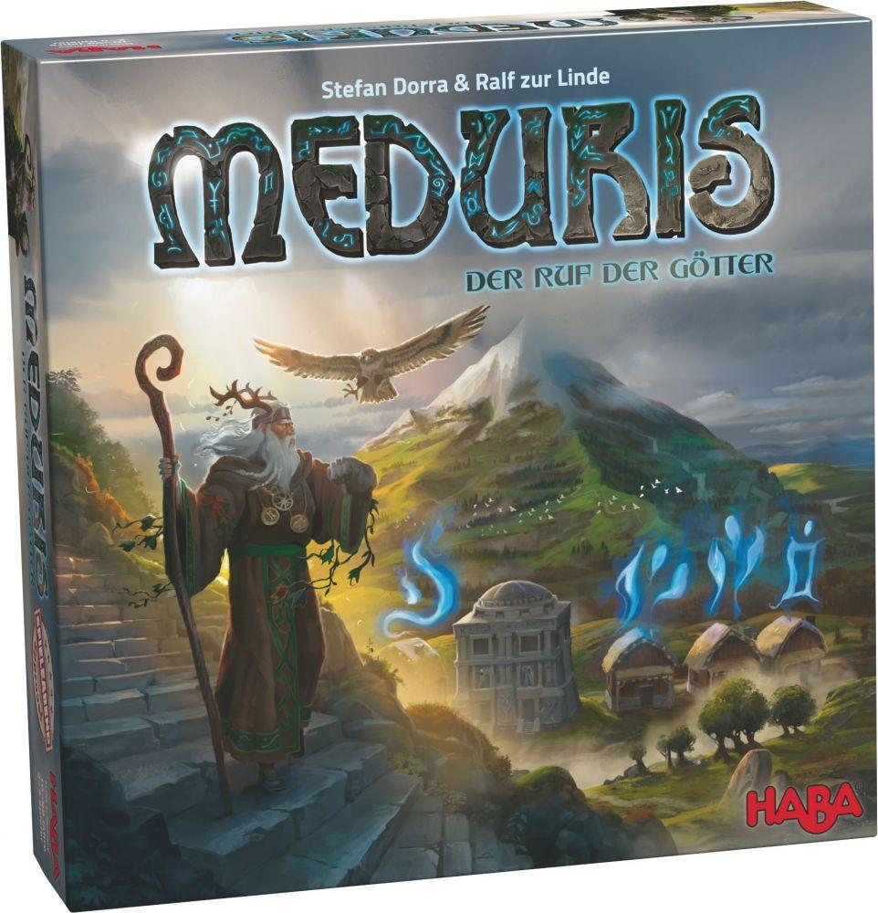 Meduris: L'appel des dieux