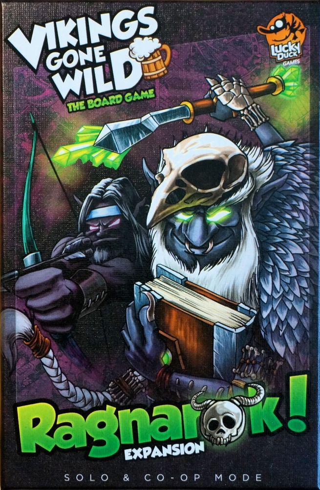 Vikings Gone Wild : Ragnarok !