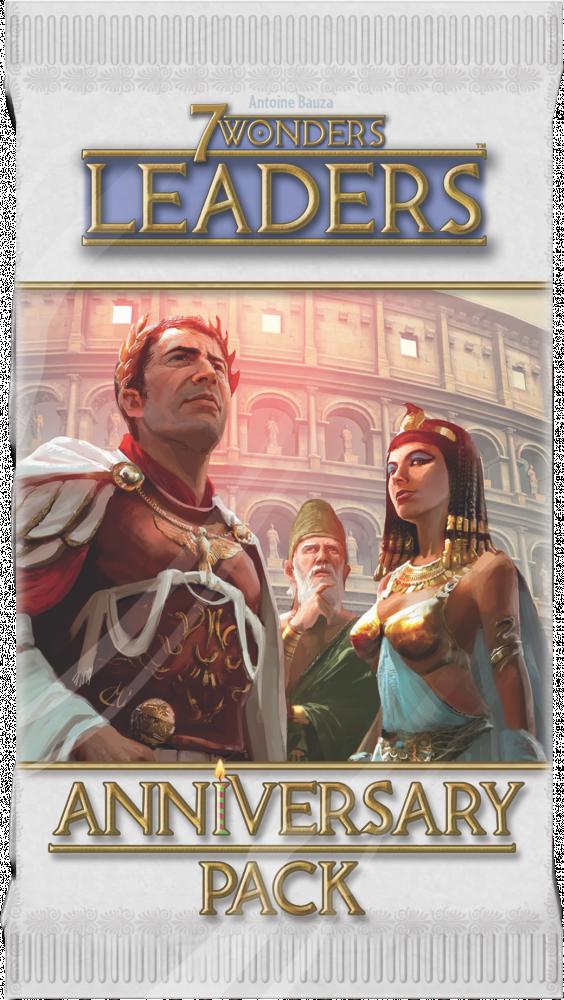 7 Wonders : Leaders Anniversary Pack