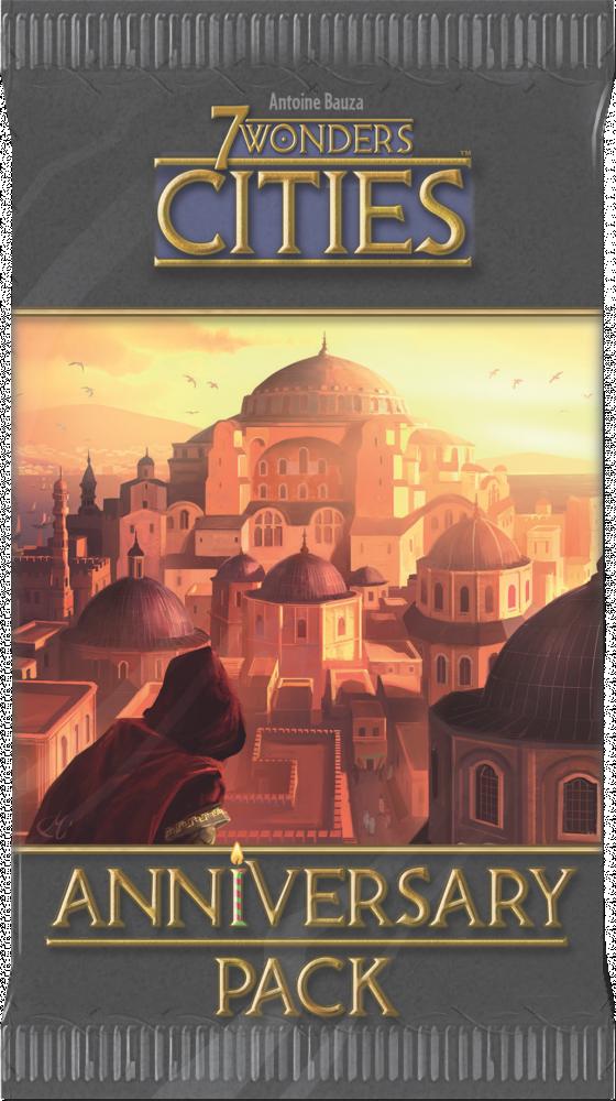 7 Wonders : Cities Anniversary Pack