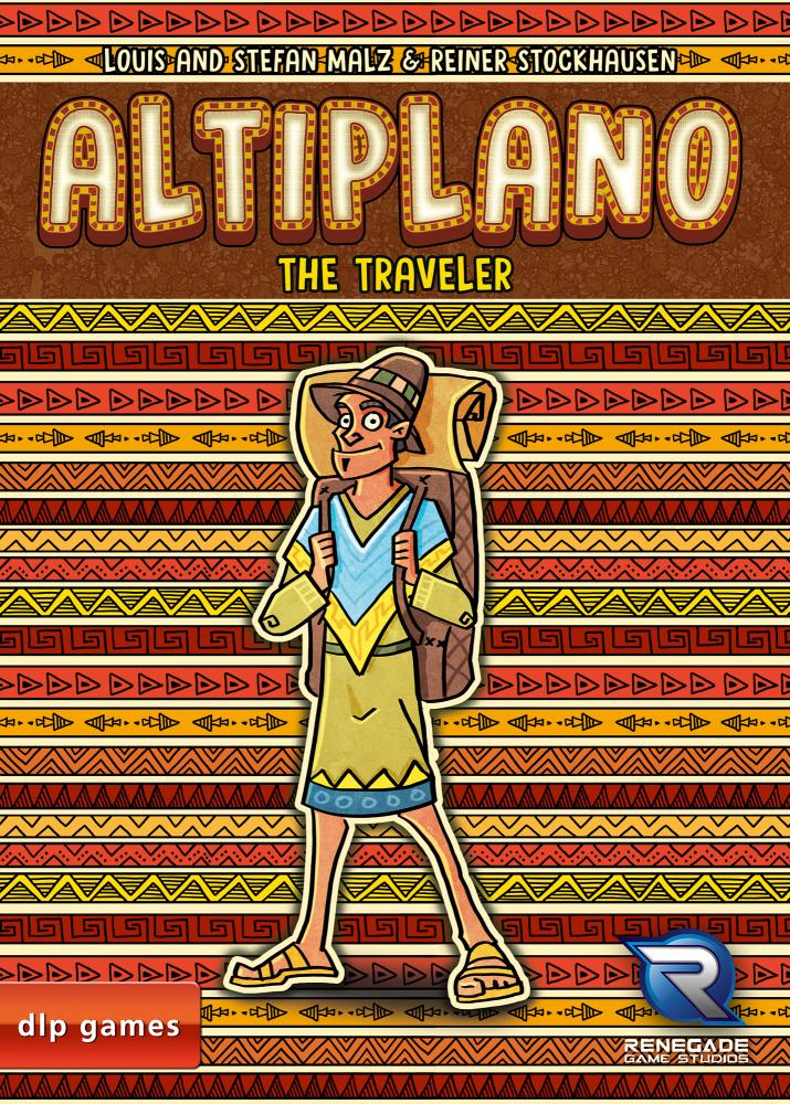 Altiplano : Le Voyageur