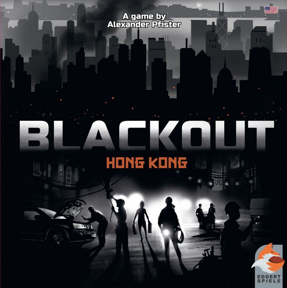 Blackout : Hong Kong