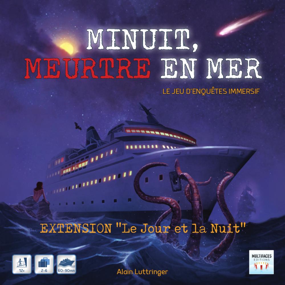 Minuit, Meurtre en Mer : Le Jour et la Nuit