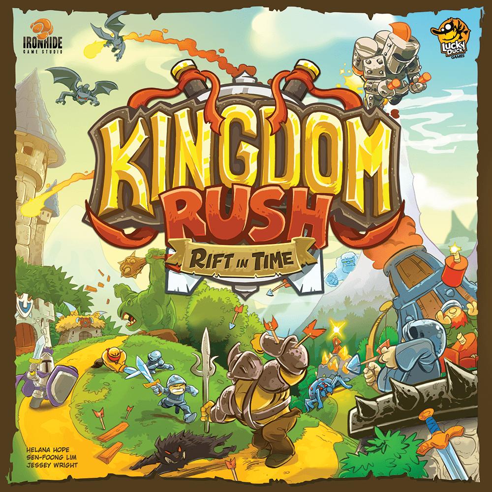 Kingdom Rush: Faille temporelle