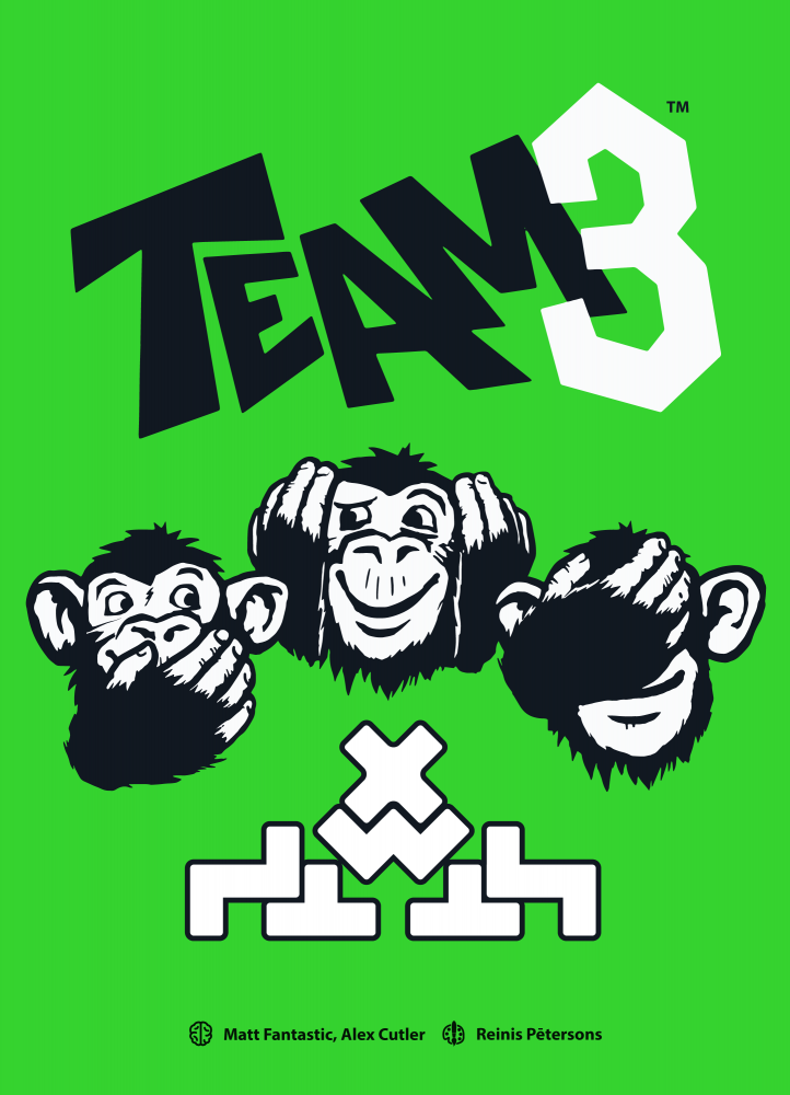 TEAM3 GREEN
