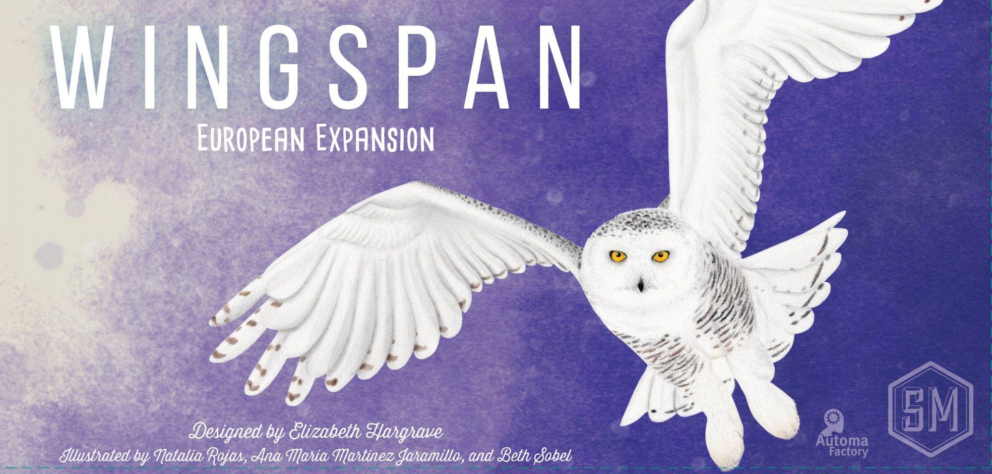 Wingspan : extension Europe