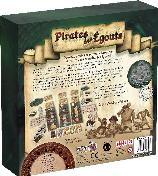 Pirates des égouts