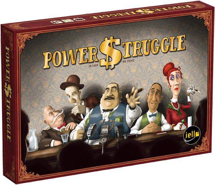 Power $truggle