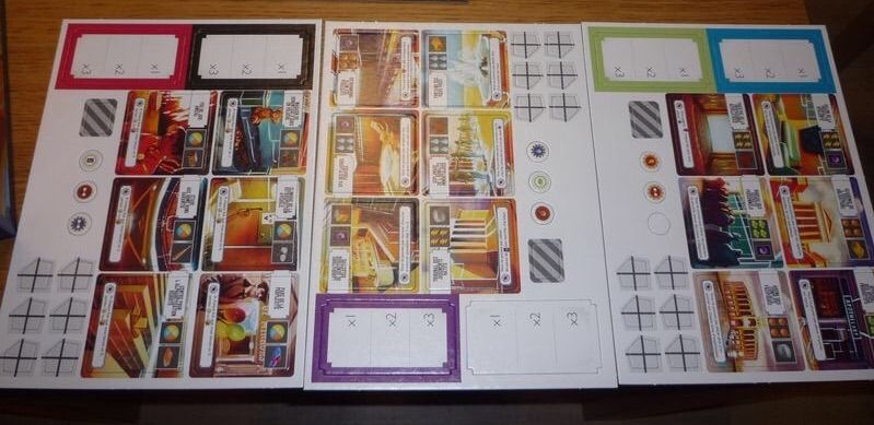 Les punchboards