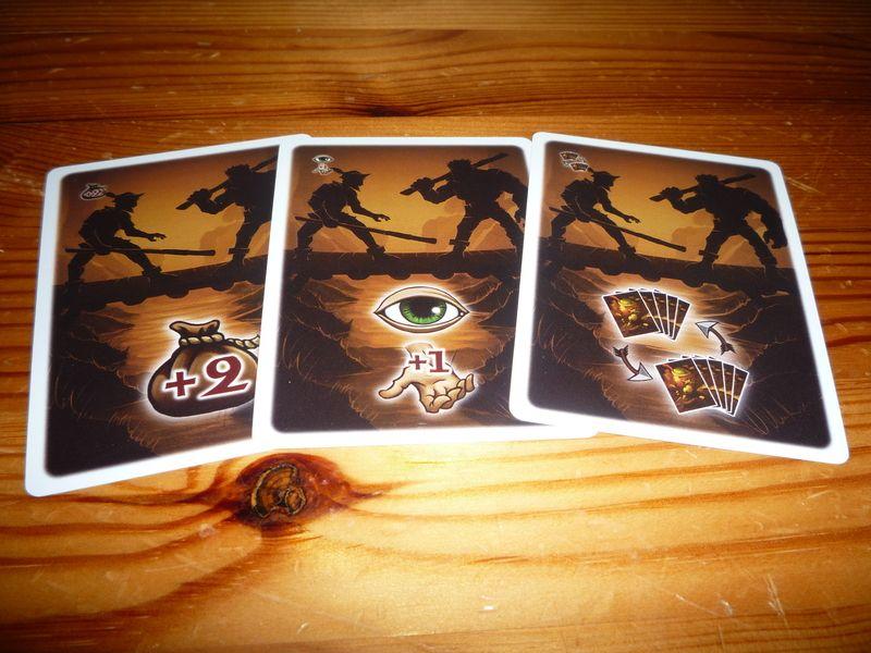 Les cartes spéciales