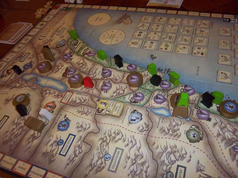 Promised Land: 1250-587 BC