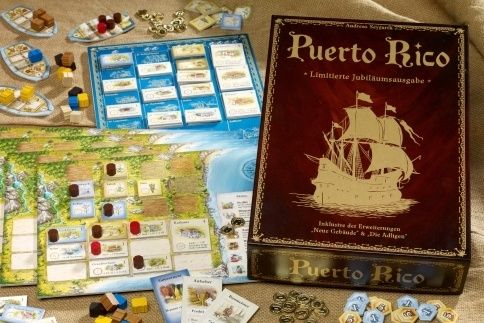Puerto Rico édition De Luxe