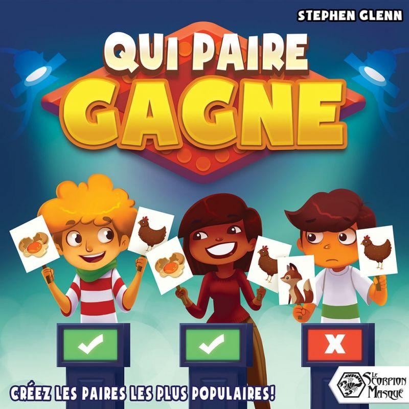 Qui paire Gagne