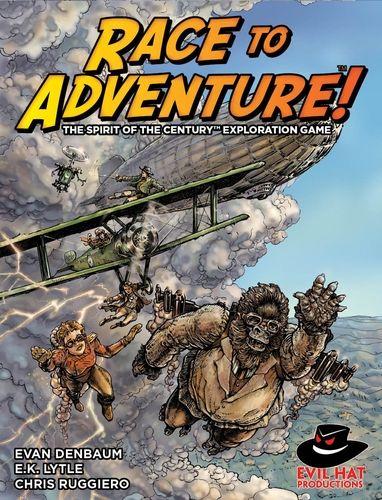 Race to adventure