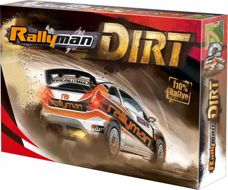 Rallyman - dirt extension