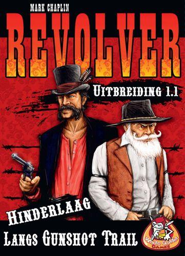 Revolver - Ambush on Gunshot Trail