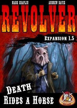 Revolver: Death Rides a Horse