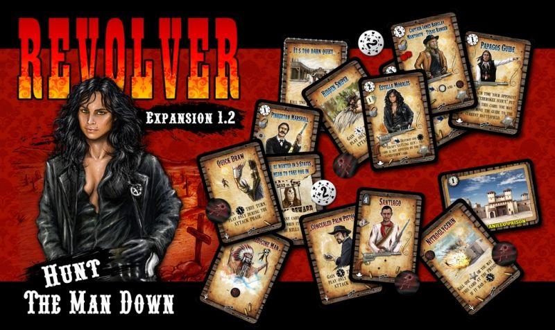 Revolver: Hunt the Man Down