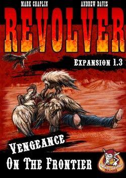Revolver: Vengeance on the Frontier