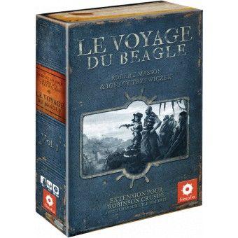 Robinson Crusoe: Le Voyage du Beagle