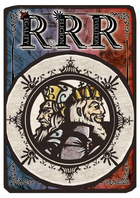 RRR (Regality vs. Religion: Revolution)