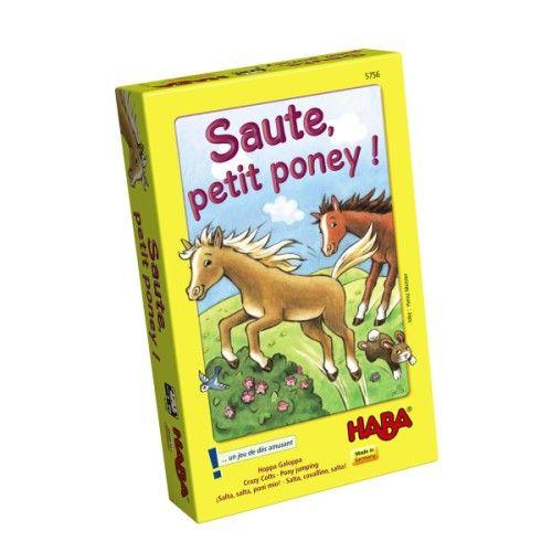 Saute, petit poney