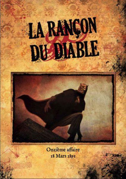 Sherlock Holmes - La rançon du diable