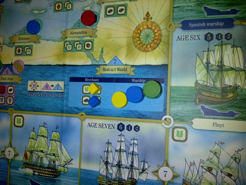 Une partie de Ships