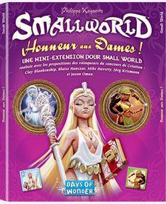 Small World : Honneur aux Dames !