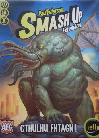 Smash Up: extension cthuhlu fhtagn !