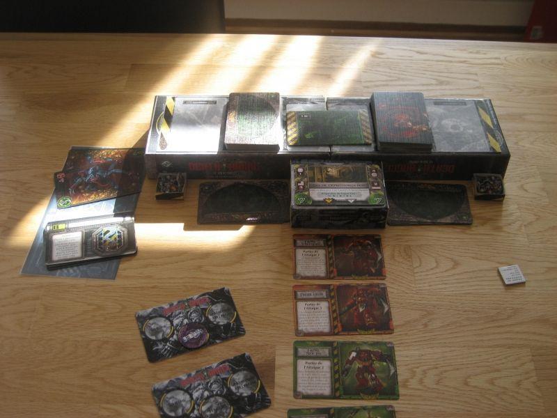 Space Hulk: Death Angel - The Card Game