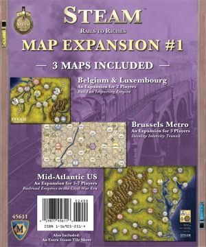 Steam Map Expansion # 1