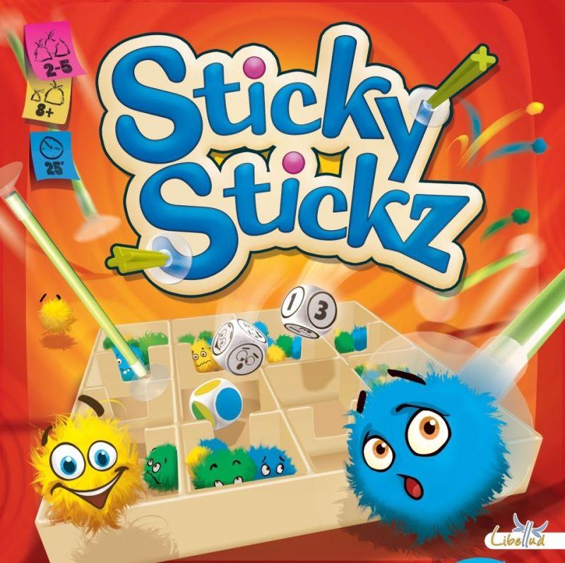 Sticky Stickz