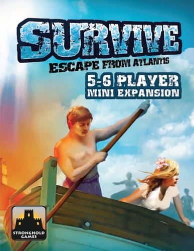 Survive: The 5-6 Player Mini-Expansion!