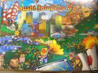 Sushi - Jalapeño War
