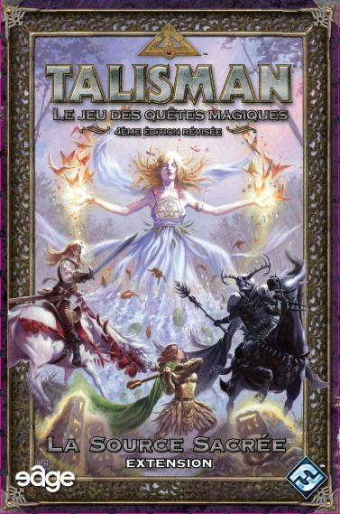 Talisman : La source sacrée