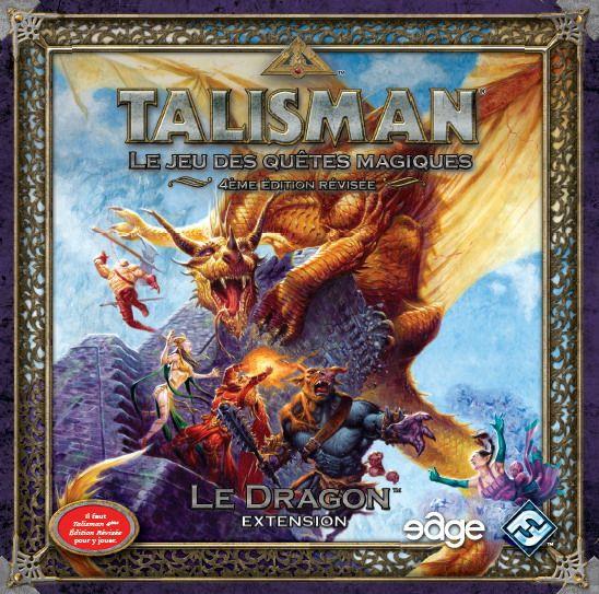 Talisman: Le Dragon