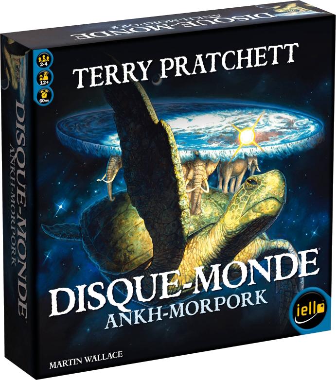 Terry Pratchett: Disque-Monde Ankh-Morpork