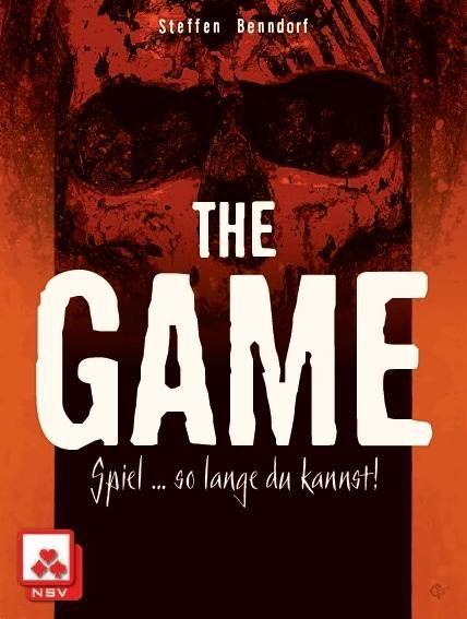 The Game: Spiel...so lange du kannst!