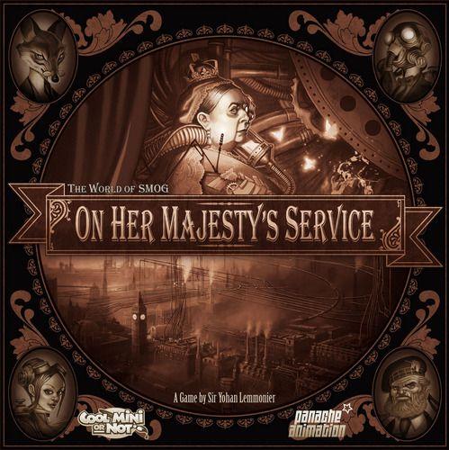 The World of Smog: Au Service de Sa Majesté