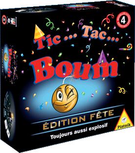 Tic Tac boum - Edition fête