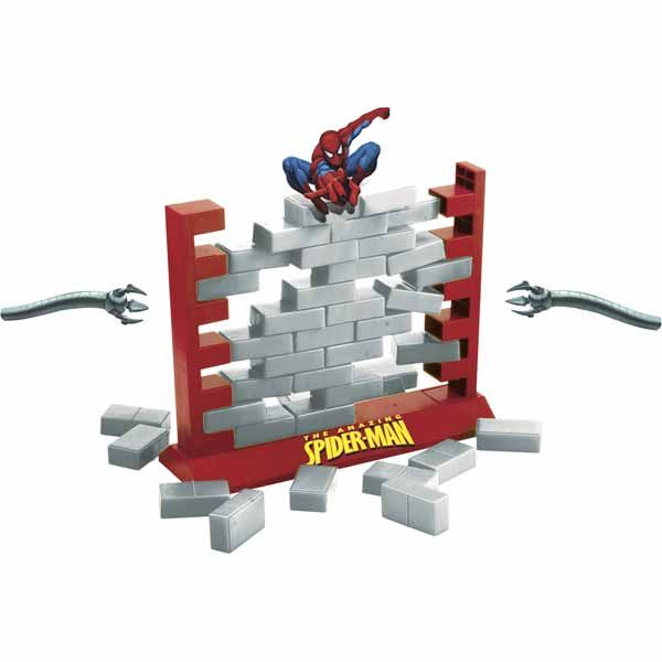 Tiens bon Spiderman