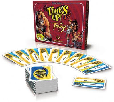 Time's Up ! de Troy